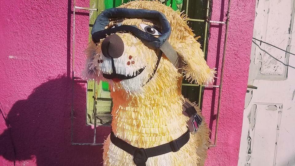 Frida ya tiene su propia piñata