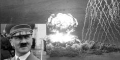 Relacionada bomba nuclear de hitler