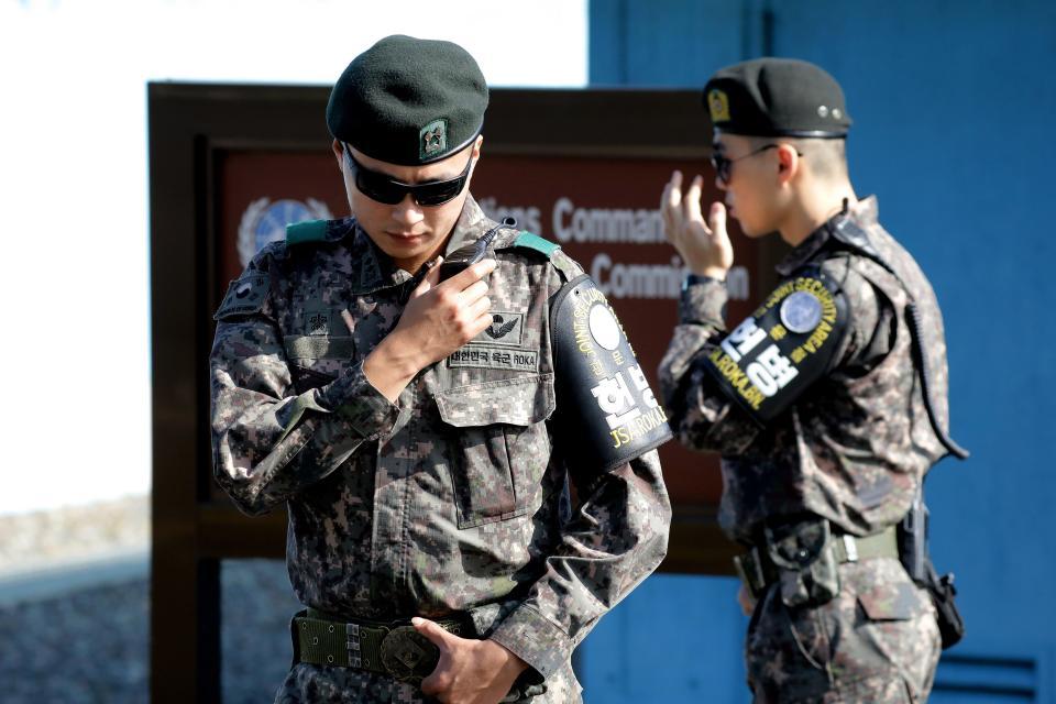 Matan a soldado surcoreano en frontera en Corea del Norte