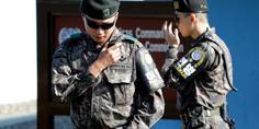 Relacionada soldados corea del sur