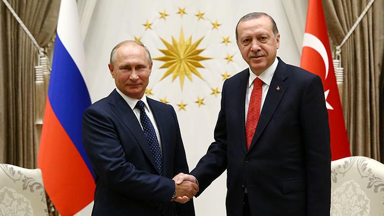 Putin considera creadas las condiciones para poner fin al conflicto sirio