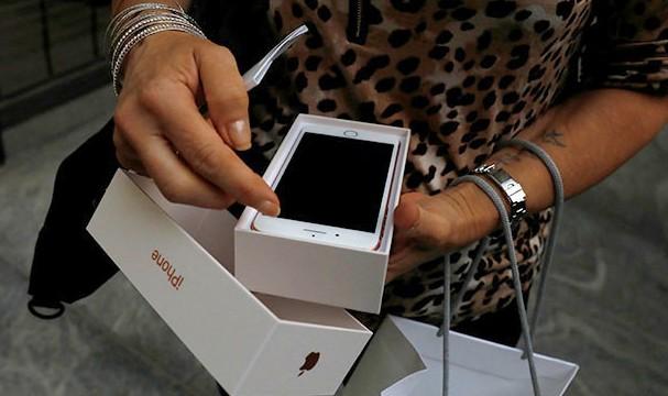 Denuncian la primera explosión de un iPhone 8