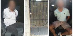 Relacionada polici as municipales detienen a dos sujetos por los delitos de dan os y amenazas