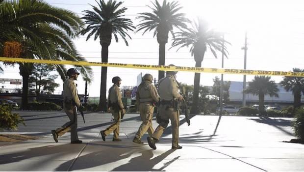 El presidente Peña Nieto condena ataque en Las Vegas