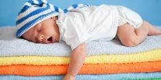Relacionada bebe duerme