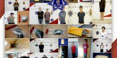 Relacionada polici as municipales en diferentes intervenciones detiene a 14 presuntos narcomenudistas