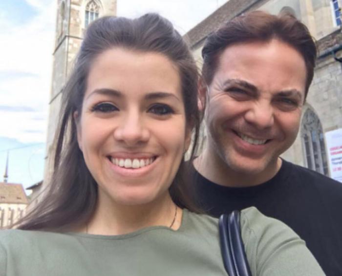 Un mensaje de WhatsApp provocó el divorcio de Cristian Castro