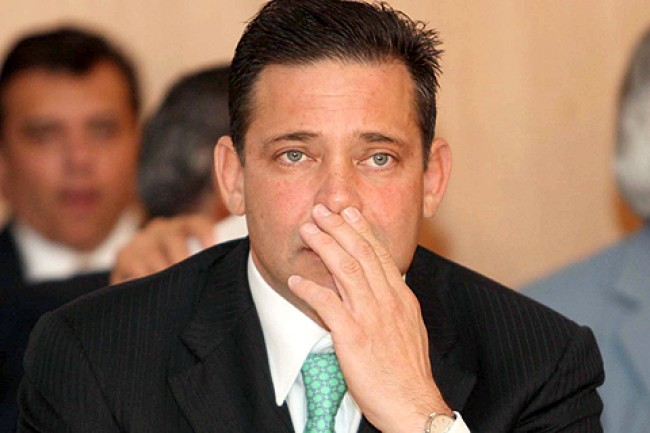 Exgobernador de Tamaulipas, detenido por lavado de dinero