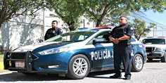Relacionada policia municipal