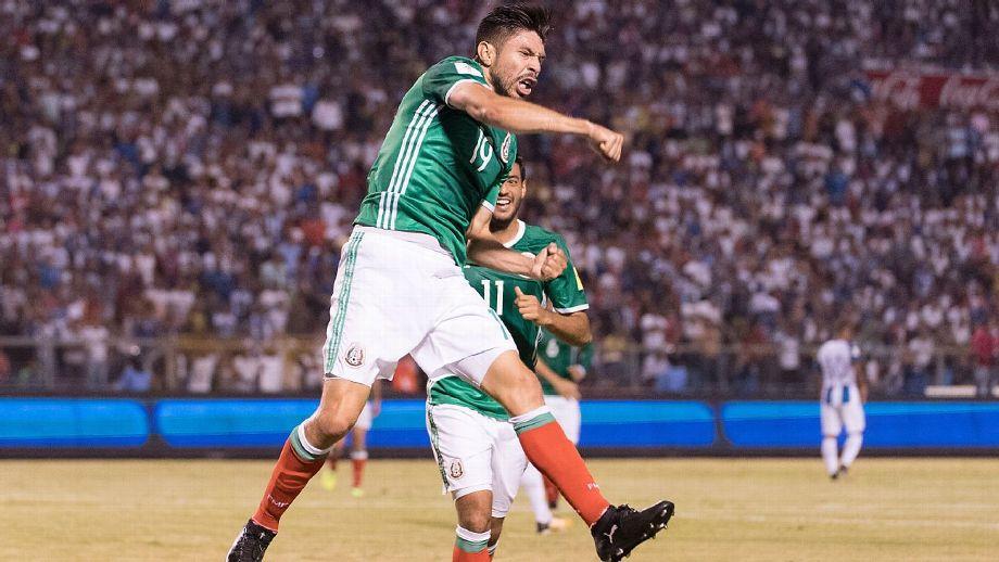 Honduras vence a México y clasifica al repechaje