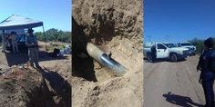 Relacionada localizaron tomas clandestinas de combustible en villa ahumada