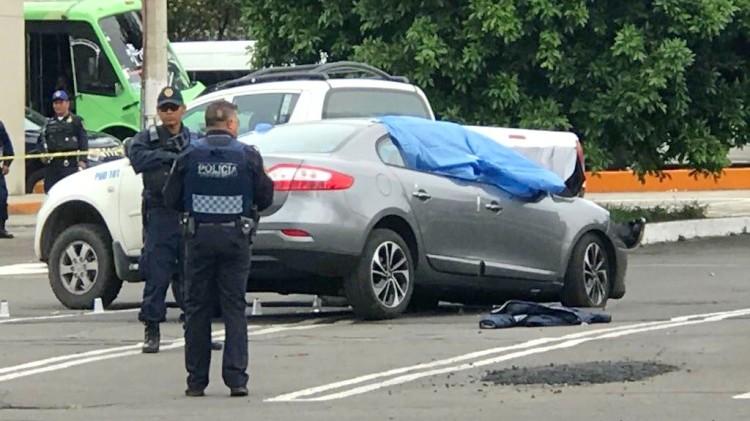 Matan a automovilista en gam
