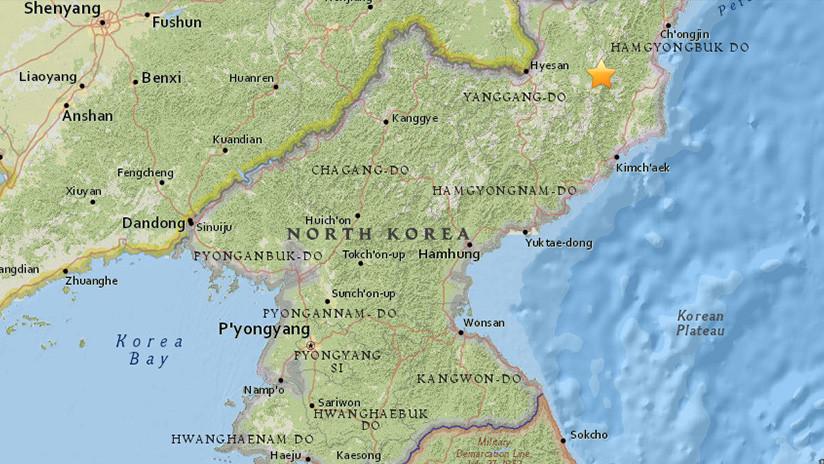 Trump prepara acciones militares contra Corea del Norte