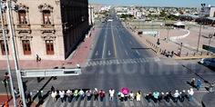 Relacionada bloqueos centro chihuahua