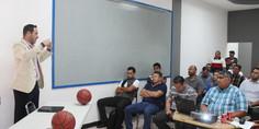 Relacionada reunion basquet liga