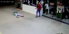 Relacionada policia abate asaltante