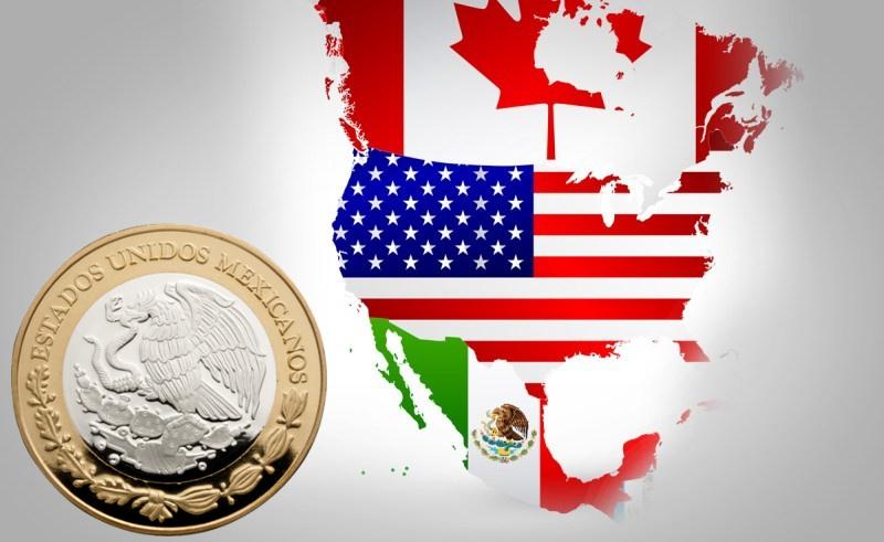 Tlcan peso mexicano d lar