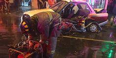Relacionada choque taxi 18 octubre chihuahua