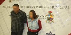 Relacionada polici as municipales aseguran 116 dosis de cocai na y detienen a un hombre y una mujer