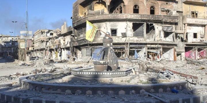 Galeria raqa siria