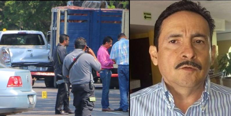 Asesinan presidente municipal en Colima