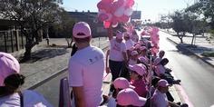 Relacionada desfile contra cance mama