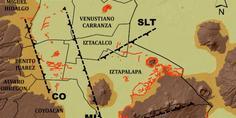 Relacionada portada mapa