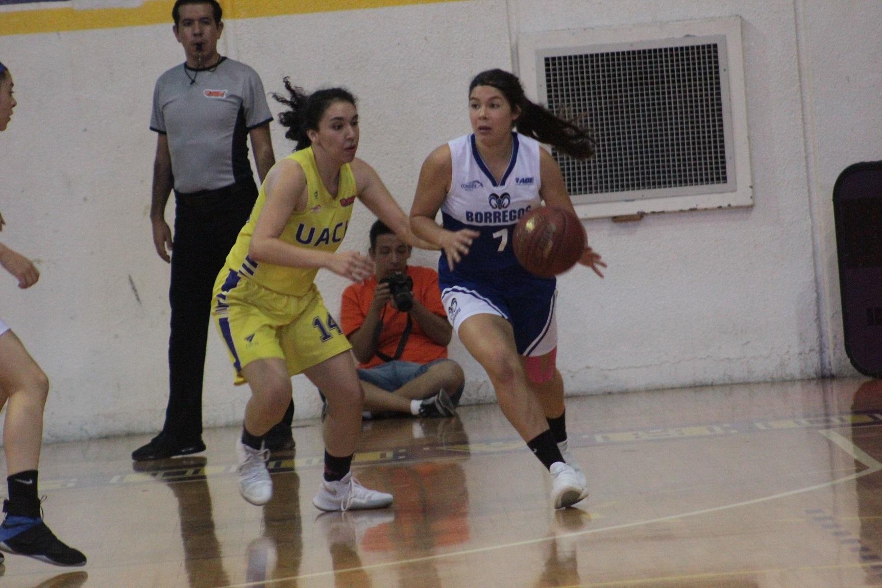 Adelitas uach basquet