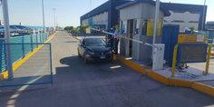 Relacionada vigilancia en la central para evitar conflictos de taxistas y uber