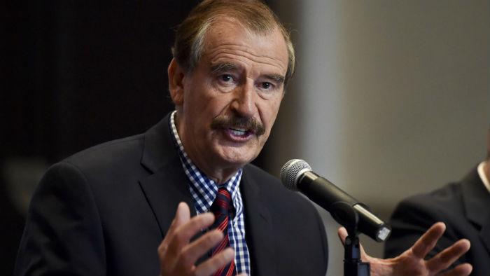 Meade debe ser el candidato presidencial del PRI: Vicente Fox