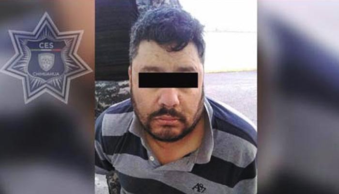 Capturan a presunto líder criminal Julio Escárcega 'El Tigre'