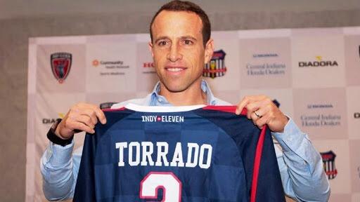 Gerardo Torrado dijo adiós al fútbol tras 20 años de profesional