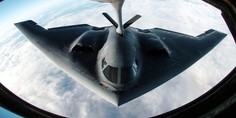 Relacionada bombardero nuclear b2