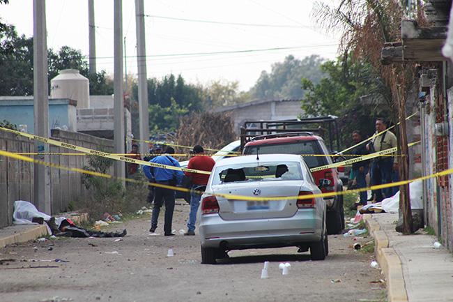 Atentados dejan 12 muertos en Puebla