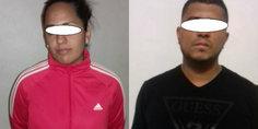 Relacionada detiene la ces a pareja por los delitos de portacio n ilegal de arma de fuego y amenazas