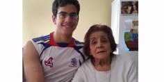 Relacionada se caso con su tia abuela en argentina
