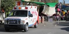 Relacionada ambulancia feria del hueso