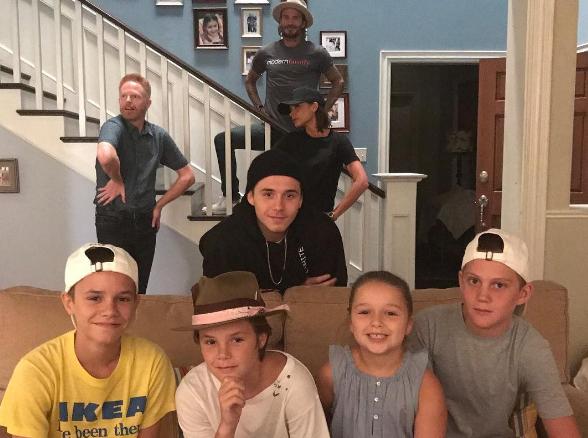 Hija menor de los Beckham es víctima de matoneo en redes sociales