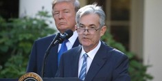 Relacionada donald trump jerome powell reserva federal