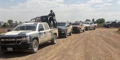 Relacionada patrulas estatales