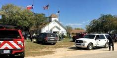 Relacionada tiroteo iglesia
