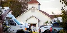 Relacionada iglesia texas masacre