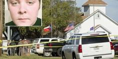 Relacionada iglesia masacre texas