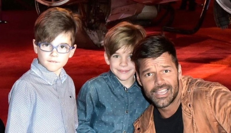 Ricky Martin reveló cómo su hijo lo obligó a cambiar su vida