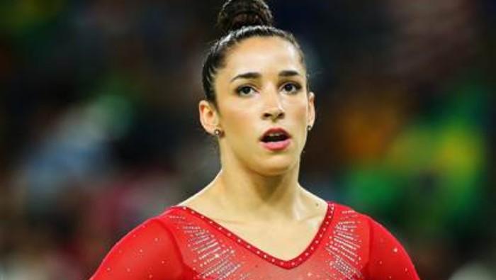 La triple campeona de gimnasia denuncia abuso sexual en EU