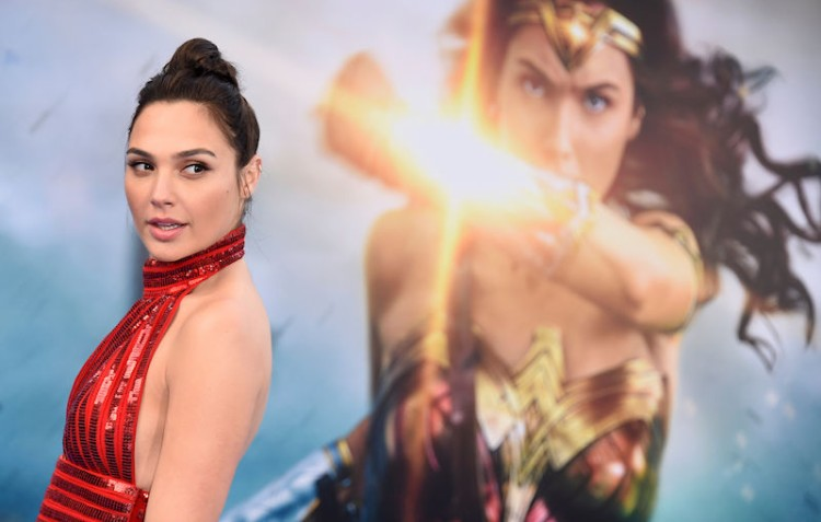 Gal Gadot, una Wonder Woman 24/7