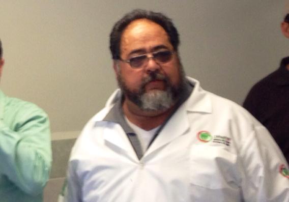 Doctor Blas Juan Godínez