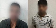 Relacionada lo sorprendieron en posesio n de droga  estaba pro fugo por robo