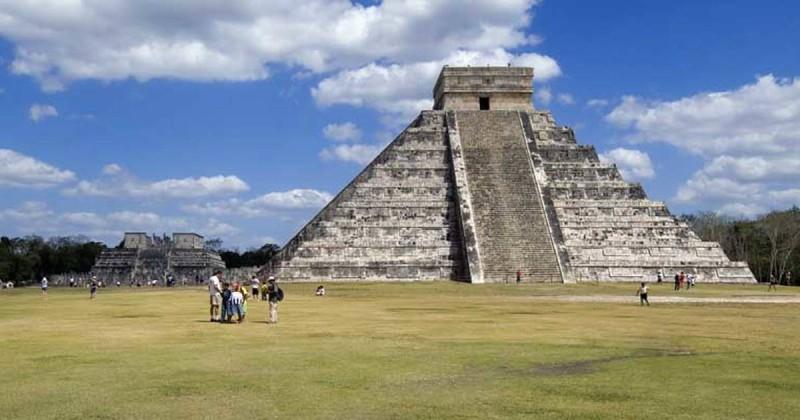 ¿Por qué la foto con dron en Chichen Itzá es ilegal?
