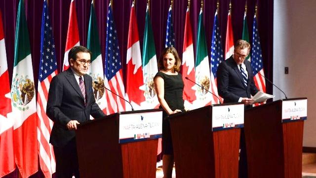 México pierde más sin TLC, revira EU